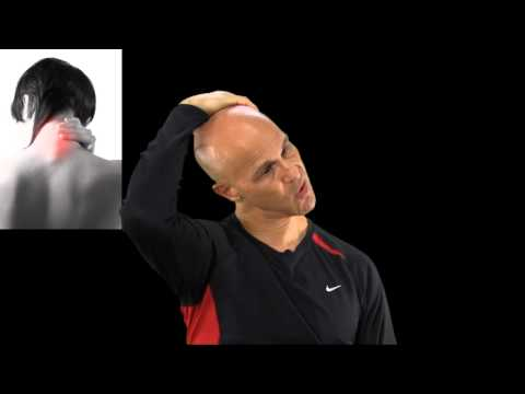 Best Stretch after Awaking with a Stiff Neck - Dr Mandell