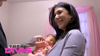 Rosa Mendes tells Bobby she wants to move closer to his family: Total Divas, April 19, 2016