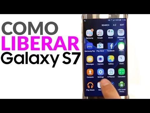 Como Liberar Samsung Galaxy S7 - Paso a paso!