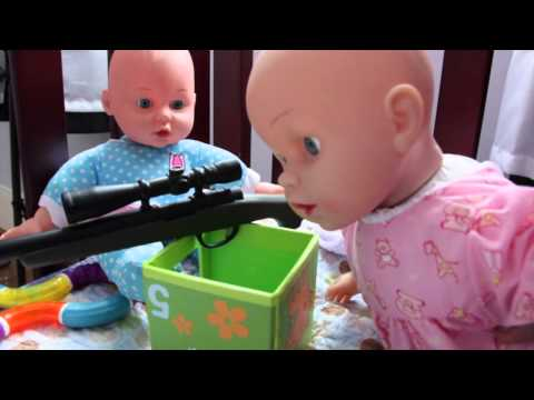 American Sniper with Dolls