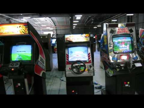 Play Expo 2016 - Arcade Videogames - Retro Games Party