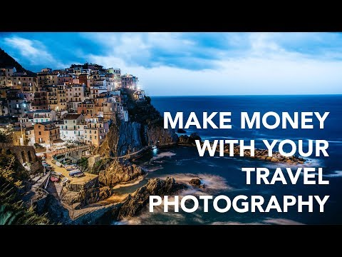 3 Ways To Make Money With Your Travel + Landscape Photography
