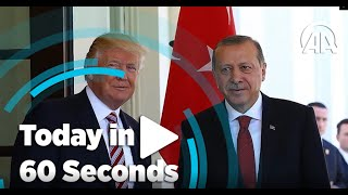 Follow Today39s Main Headlines In 60 Seconds March 31 2020