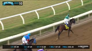 2019 TVG Pacific Classic: HIGHER POWER