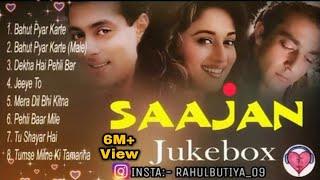 Sajan Movie all Songs Jukebox, Evergreen Hits Songs Madhuri Dixit,Salman Khan,Sanjay Dutt