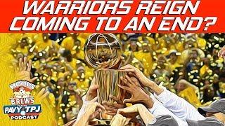 Are The Warriors Still Lightyears Ahead ? | Hoops N Brews