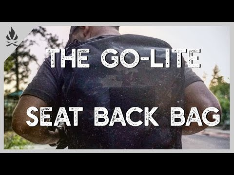 The Every Day Mobility Go-Lite Seat Back Bag