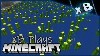 Squid Ink Farm in 1.14.4! :: xBCrafted Plays Minecraft 1.14 :: E45