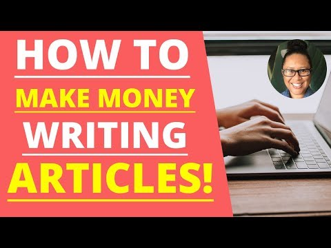 How to Make Money Writing Articles on Blogmutt