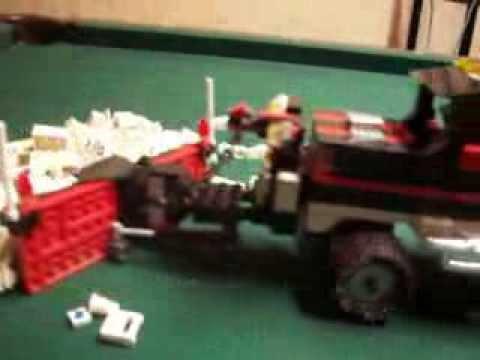 The Best Lego Plow Truck Ever Built! - Fergus Falls