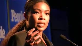 Gabrielle Union opens up on sexual assault Inspire A Difference Honors #MeToo Full Speech