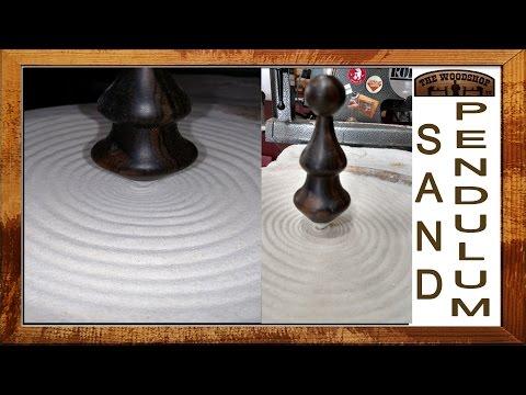 How To Make A Sand Pendulum