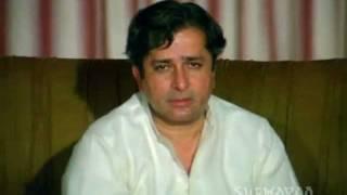 Patjhad Saawan Basant Bahaar (Sad) - Shashi Kapoor - Sindoor - Mohd Aziz - Best Hindi Songs