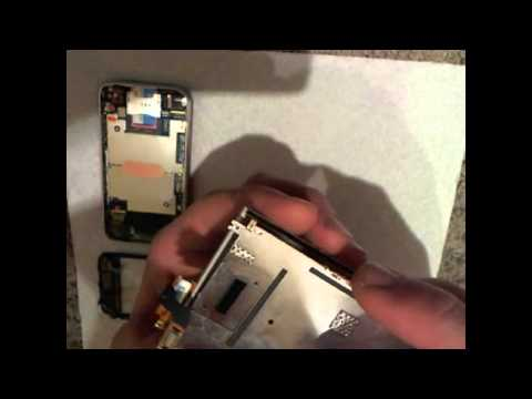 How to fix iphone white screen