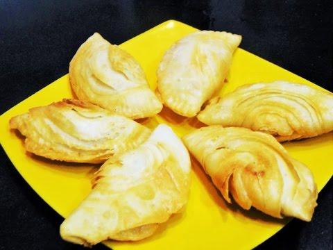 खुसखुशीत करंजी | Karanji Recipe by madhurasrecipe | Diwali Recipe |
