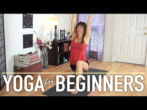 Beginners Full Body Stretch Yoga - 30 Minute Flexibility & Strength Building Workout