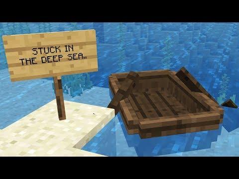 STRANDED IN THE OCEAN... (Deep End Survival #1)