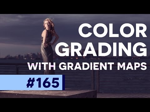 Photoshop: How to Color Grade Your Photos