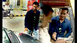 Cricketer Hassan Ali joins Traffic Police