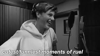 Cutest/funniest Moments Of Ruel