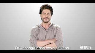 Dear Zindagi | Shah Rukh Khan | Netflix