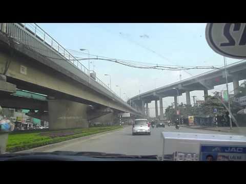 Hanoi Airport Noi Bai Vietnam to City