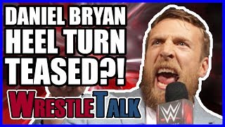 HUGE WWE Clash Of Champions Match! Daniel Bryan Heel Turn?! WWE Smackdown LIVE, Dec. 05, 2017 Review