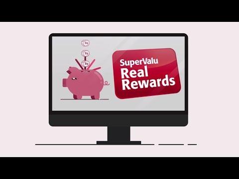 SuperValu Real Rewards - How eShops works