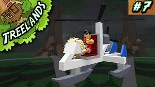 Theme Park Tycoon! Ep  4: LETS BUILD COOLEST PARK EVER