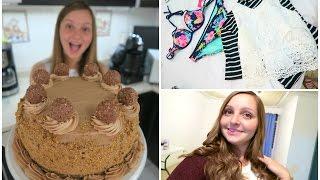 Vlog Sabato 16 Aprile! Compleanno di Maribel!  || Gemminamakeup