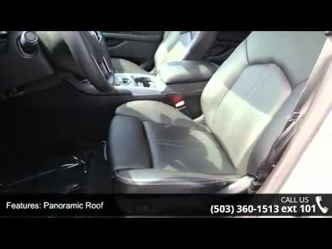 2015 Cadillac SRX Luxury Collection - Carr Vancouver - Va...