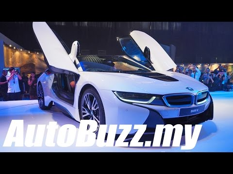 BMW i8 launch in Malaysia - AutoBuzz.my
