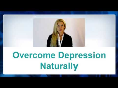 Overcome Depression Naturally -► Way to Get Rid of depression