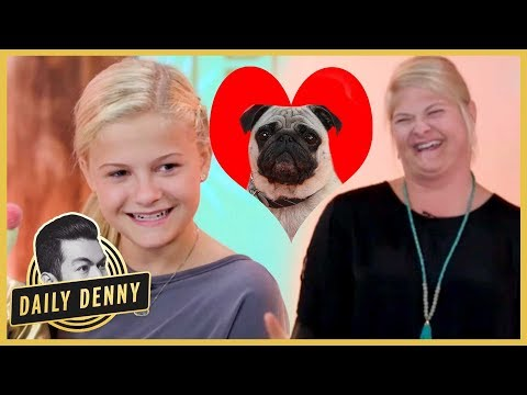 'AGT' Winner Darci Lynne Wants a Pug With $1 Million Prize, Puts Mom on the Spot LIVE | Daily Denny
