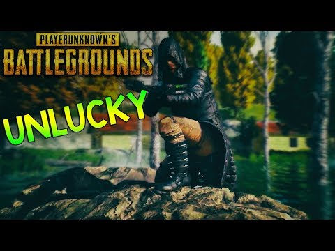 BAD LUCK - PlayerUnknown's Battlegrounds (PUBG)