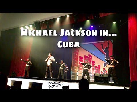 Best Michael Jackson Impersonator Show at Ocean Casa del Mar (Cuba)