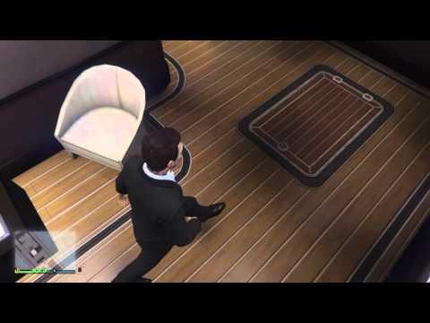 Prèsentation du yacht 1.31