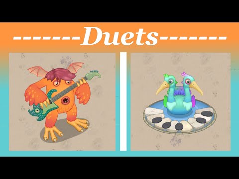 My Singing Monsters - Riff and Quibble Duet - Friend Code: 7101329NJ