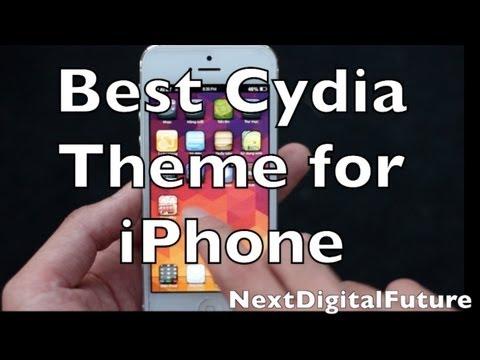 ★ Best Cydia Theme for iPad - iShadyHD