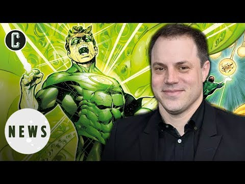 Geoff Johns Exits DC Post to Write and Produce Green Lantern Corps
