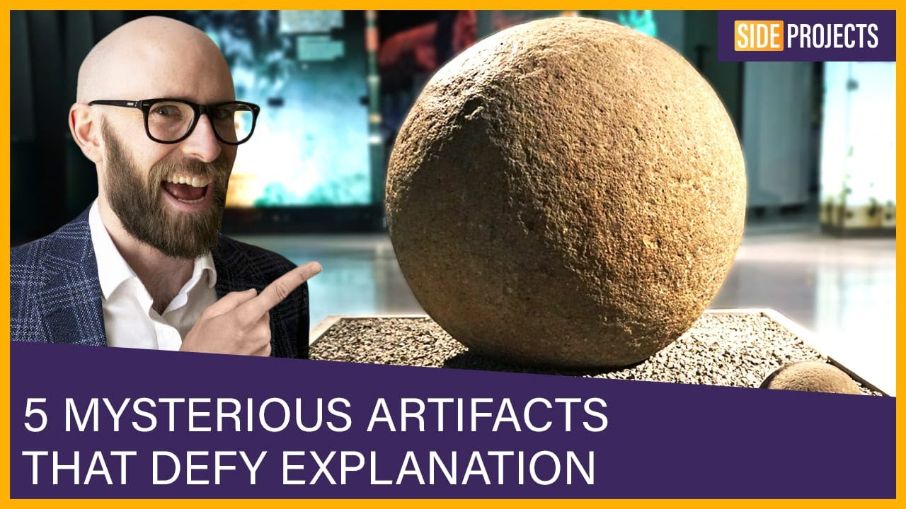 Mysterious Artifacts That Defy Explanation