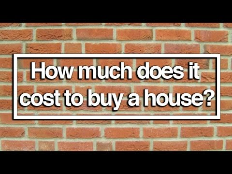 How Much Does It Cost To Buy A House? | Mark Woehrle