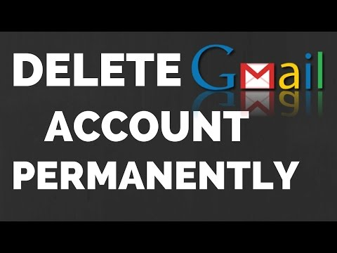 How to Delete Gmail Account Permanently in 2018