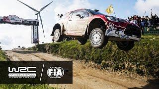 WRC - Vodafone Rally de Portugal 2016: HIGHLIGHTS/ REVIEW