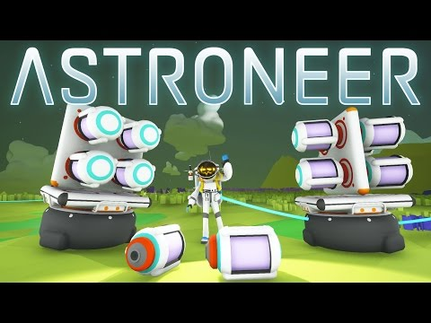 Astroneer - Hydrazine Trade Tycoon! Ep 5 - Let's Play Astroneer Gameplay
