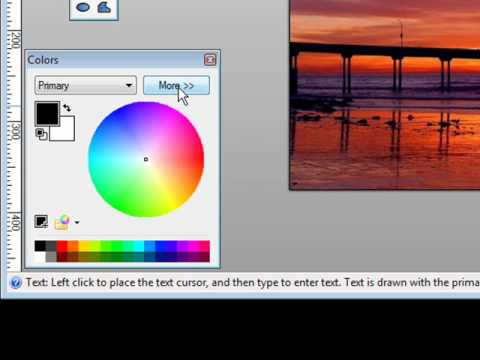 How To Put Watermark On Images With A Free Software