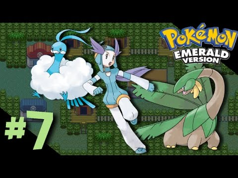 Pokemon Emerald: Episode 7 - Fortree Gym Leader Winona & Weather Institute