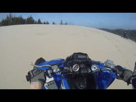 Fast 115whp Turbo 700r Raptors in Acion GoPro HD as close as it gets to really riding one