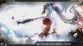 Nightcore - Faded