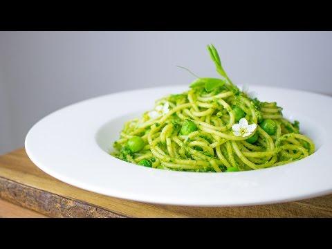 Wild Garlic Pesto | Vegan |